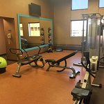 Fitness room view 4
