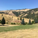 Orofino golf course