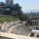 Photo of Plovdiv Roman Theatre