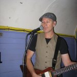 Jimi Hocking. If this guy is playing... you better get a ticket! Roadhouse Blues & hot rockin' l