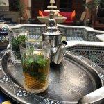 Very good mint tea