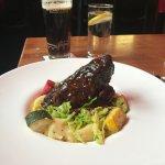 Beef Cheek at Hibernian Bar