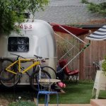 You can rent an airstream too! Will try that on our return visit.