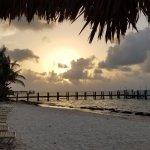 Sunrise by the Coco Beach