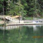 Smaller dock.
