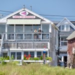 The Lobster Pot - as viewed from the beach