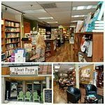 The Next Page Books & Nosh Photo