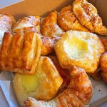 Facturas, or small french style pastries. We bought a dozen to go.