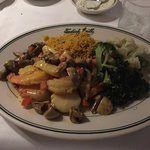 Seafood delight