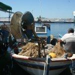 Skala Kallonis port