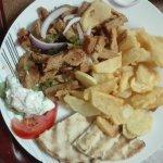 Μερικά από τα πιάτα μας που έφαγαν οι φίλοι από την Γαλλία!!!!