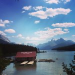 Photo of Maligne Lake