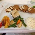 Foto de Black & White Turkisches Restaurant & Cafe