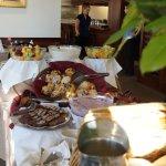 Part of Breakfast buffet