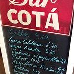 Photo of Bar Cota