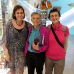 With Judith, our tour guide