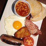 Full English Breakfast included with all rooms