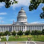 Utah State Capital