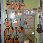 Mandolins in the museum