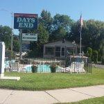 Days End Motel Foto