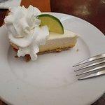 My free slice of Key Lime Pie