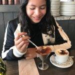 My 12 year old loves the tiramisu...as do I !