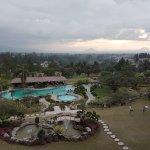 Foto Sinabung Hills Hotel & Cottage