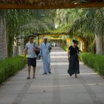 Foto di Aswan Botanical Garden