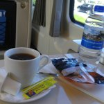 Morning tea provided soon after departure