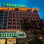GreenTree Inn Guilin Xiangshan Jichang Road