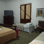 Foto de La Perla Hotel