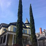 Old Victorian homes on our strolls (on the way to the Cape Fear Museum)