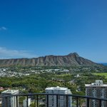 Paoakalani Tower Diamond Head & Ocean View