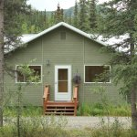 I had half of this cabin, it is like a little duplex