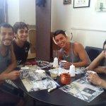 Wacho, Christian, Fer y Alex