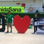 San lorenzos y Green Peace