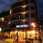 New Lao Silk Hotel Photo