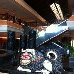 Sentuhan khas Bali