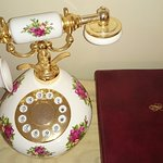 Telephone in the room