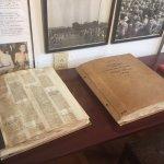 1943 & 1944 scrapbooks of articles