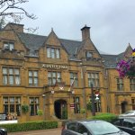 Mercure Banbury Whately Hall Hotel Photo