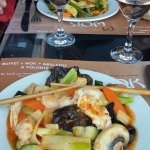 Hummm ! mon wok ;)
