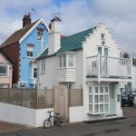 Smallest house, Aldeburgh