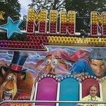 Mini fairground attraction