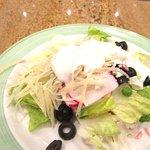 Salad, Garden Buffet, Southpoint Casino, Las Vegas, Nevada