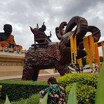 Foto de Huay Mongkol Temple