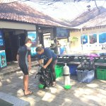 Photo de Bali Diving Academy Pemuteran