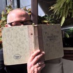 The menus are getting a wee bit worn - kind of shabby but not sure how long they may stay chic