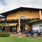 Photo of Hotel Pension Bergfrieden