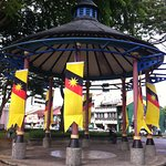 Kuching Esplanade Foto